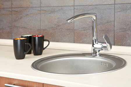 Self Rimming Sink